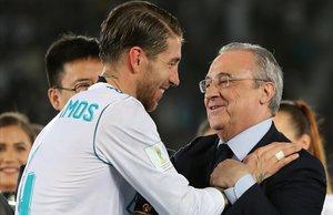 Autoentrevista de Sergio Ramos a Twitter sobre l'hecatombe del Madrid