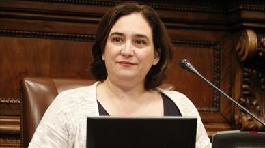 Colau, ERC y PDECat niegan que haya violencia en Catalunya