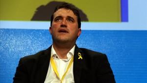 El PDECat evita censurar les paraules de Torra sobre la via eslovena