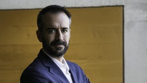 Robert Brufau, nuevo director artístico de L'Auditori, una casa que conoce bien.