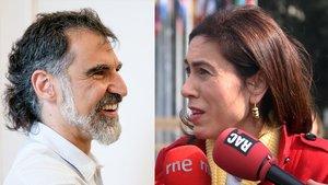 Jordi Cuixart es casa per l'Església a la presó de Lledoners