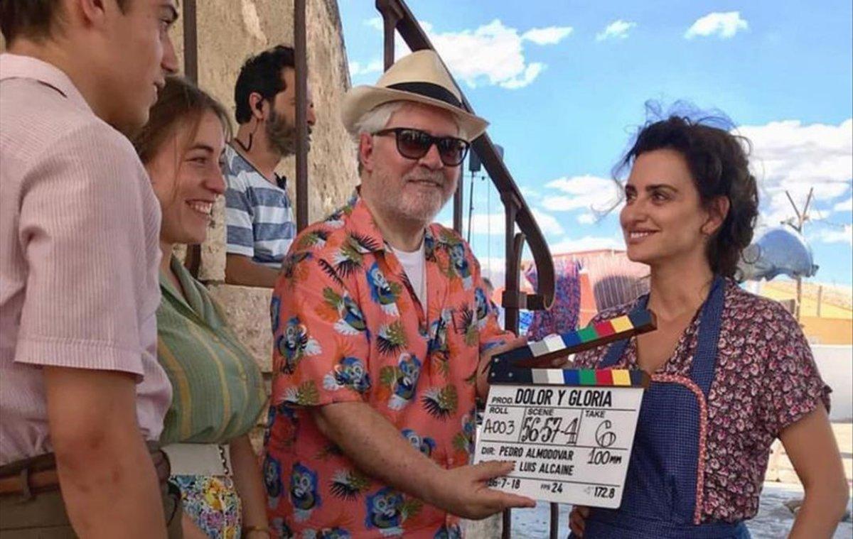 'Dolor y gloria', millor estrena espanyola de l'any
