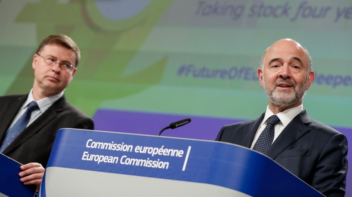 Brussel·les apressa a completar immediatament les reformes pendents de l'Eurozona