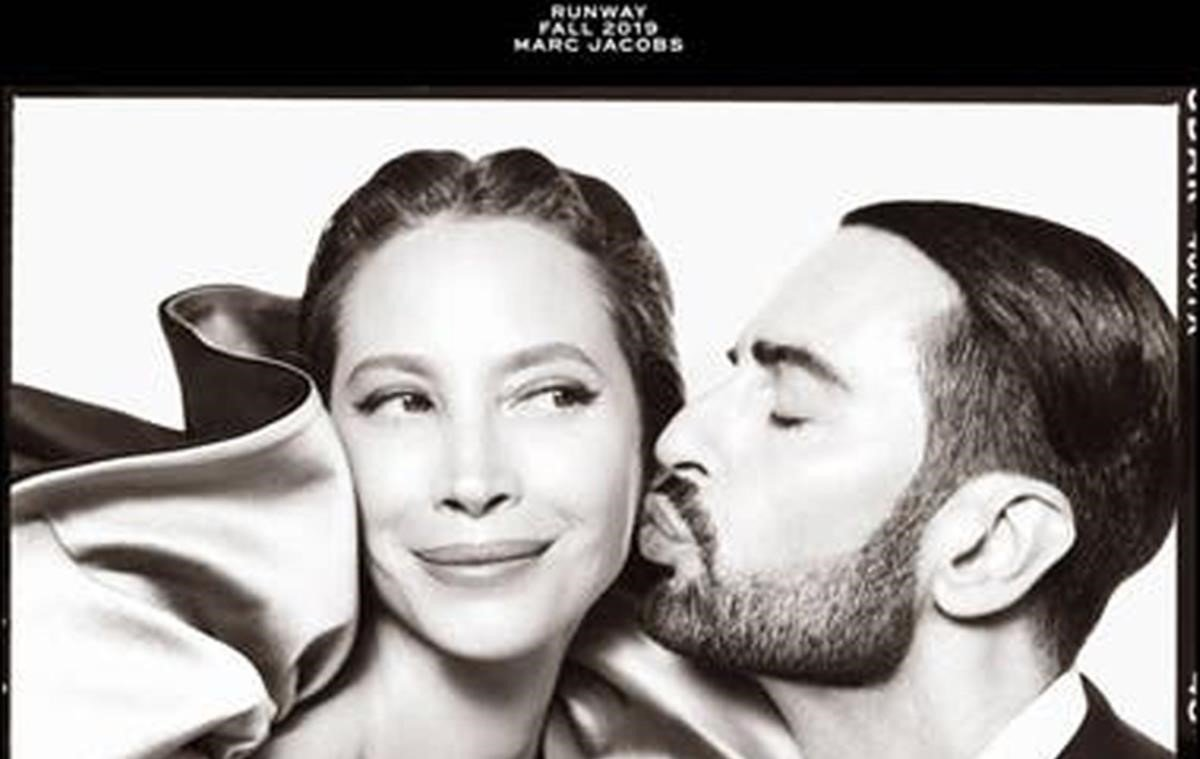 Marc Jacobs recupera Christy Turlington