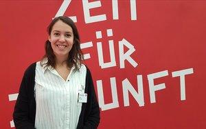 Antonia Hemberger: Molts a l'SPD no estan d'acord amb la Gran Coalició.