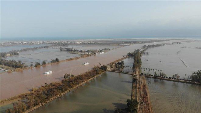 La crisi climàtica amenaça el Delta de l'Ebre