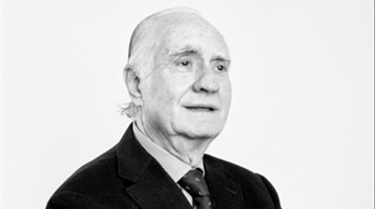 Mor per coronavirus l'exalcalde de l'Hospitalet Vicenç Capdevila