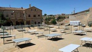 L'alcalde de Cervera condemna les «trobades nocturnes» organitzades a les xarxes malgrat la Covid