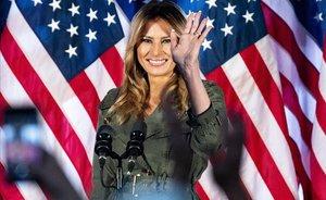 Melania Trump: «Els mitjans creen una imatge del meu marit que no reconec»