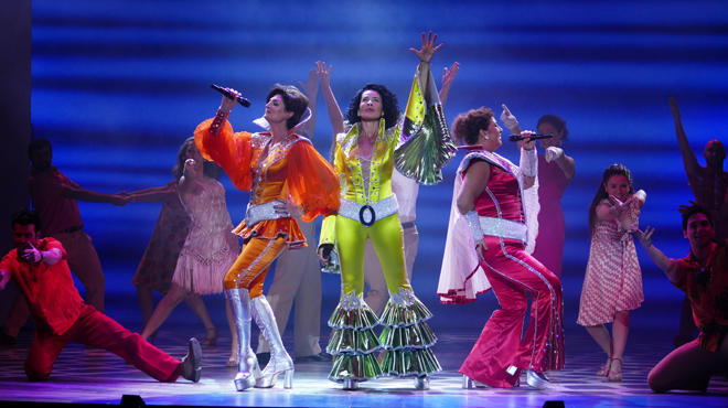 Mamma Mia! vuelve al Tívoli