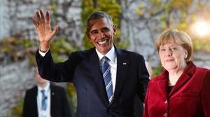 zentauroepp36320602 topshot us president barack obama is greeted by german cha161117195145