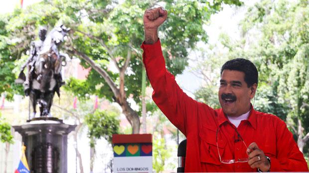 El president Nicolás Maduro balla una versió de Despacito