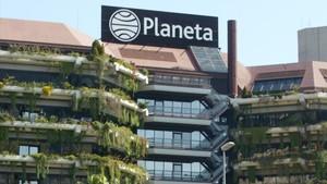 ealos475328 edificio central del grupo planeta en barcelona