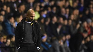 zentauroepp42207096 manchester city s spanish manager pep guardiola reacts durin180219235914