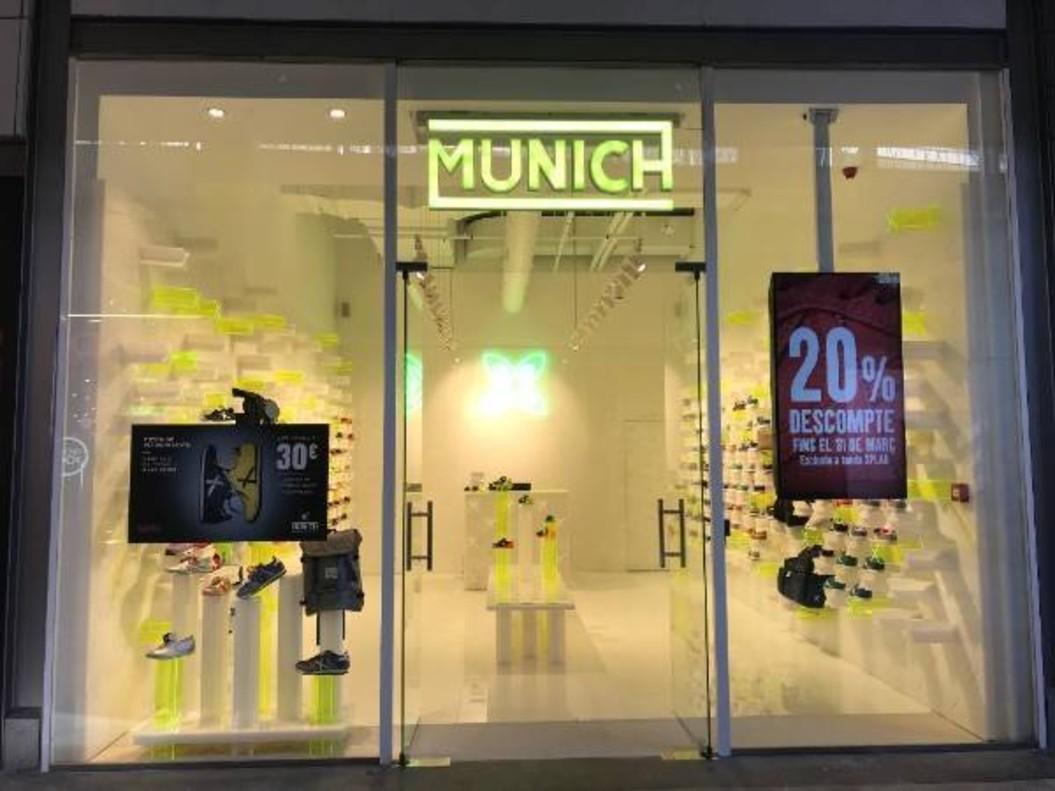 Nueva tienda de Munich en Cornellà.