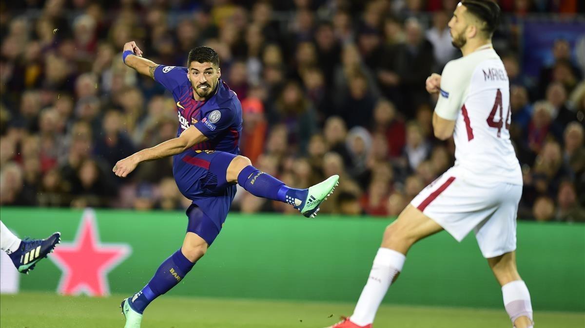 Barcelona Roma, en directo online