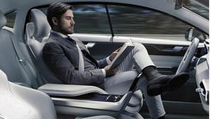 El futuro del coche autónomo según Volvo.