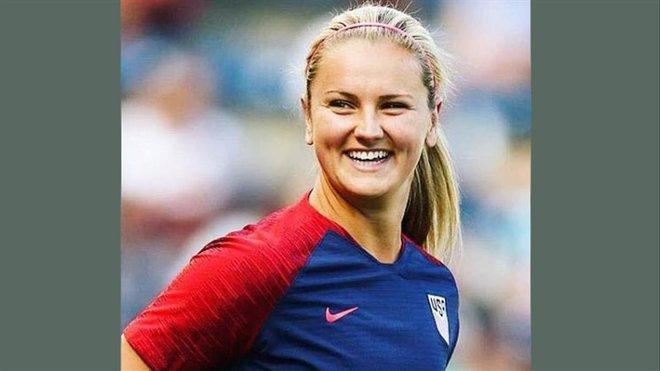 Lindsey Horan, una de las mejores jugadores de la Copa Mundial femenina 2019