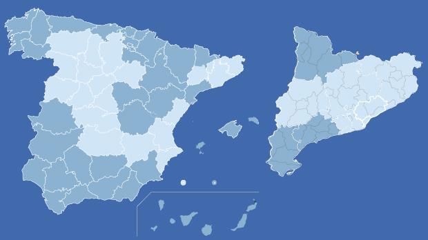 Barcelona y Madrid pasarán el lunes a la fase 2 y media España entrará en la 3
