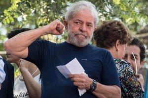 La justícia del Brasil rebaixa més de tres anys la condemna de Lula da Silva