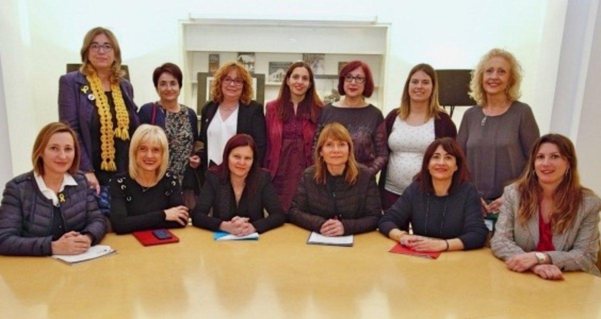 Alcaldesas del Baix Llobregat