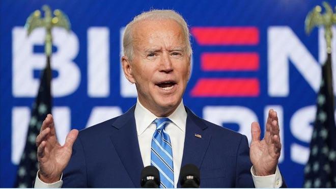 Biden (en la foto) roza la victoria mientras Trump desafía el escrutinio en tres estados.