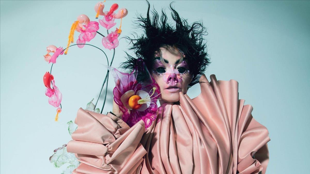 Björk, en una imagen promocional