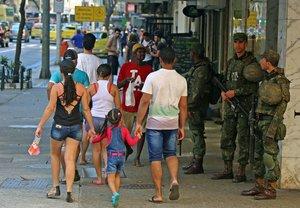 El ministro de Defensa de Bolsonaro descarta en EE.UU. intervención en Venezuela.