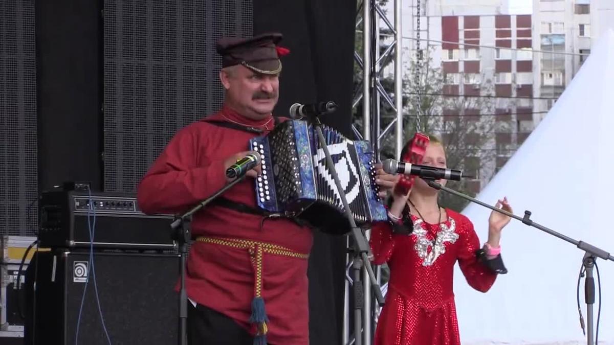 La canción ¡Actúa Putin!, Crimea es nuestra.