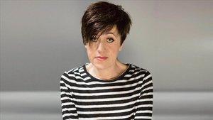 La cantante y compositora británica Tracey Thorn.