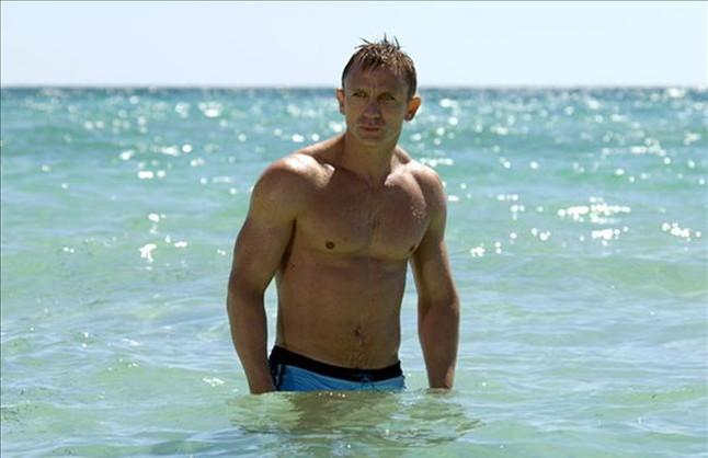 Daniel Craig, en 'Casino Royale'.