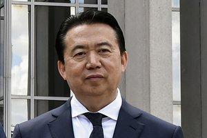 Meng Hongwei expresidente de Interpol.