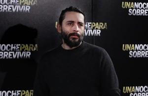 El cineasta Jaume Collet Serra, el març passat a Madrid, en la presentació d''Una nit per sobreviure'.