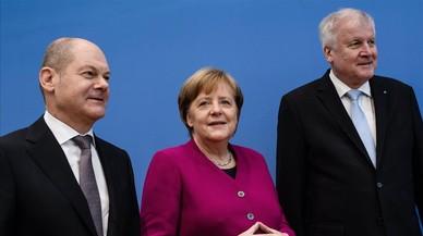 Alemania sella su nuevo Gobierno mirando a Europa