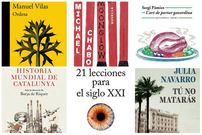 100 libros recomendados para regalar y regalarte esta Navidad 2018