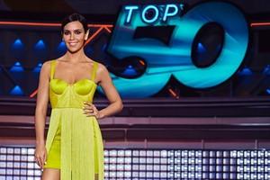 Cristina Pedroche repasará esta noche los momentos más hilarantes de la televisión en 'Top 50'