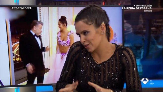 Cristina Pedroche, en 'El Hormiguero' (Antena3 TV).