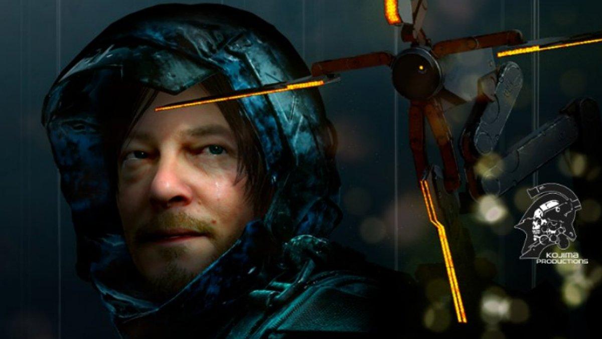 'Death Stranding', el nuevo videojuego de Hideo Kojima, se ha puesto hoy a la venta.