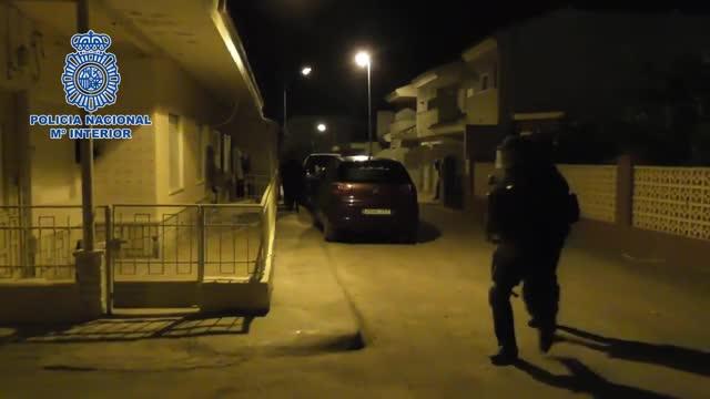 Operació de la Policia Nacional per detenirun ciutadà marroquí a Múrcia acusat denaltiment gihadista.