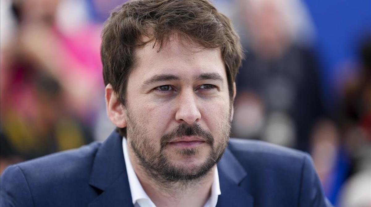 El director y guionista argentino Santiago Mitre.