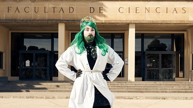 Drag y ciencia: conoce a la divulgadora Sassy Science