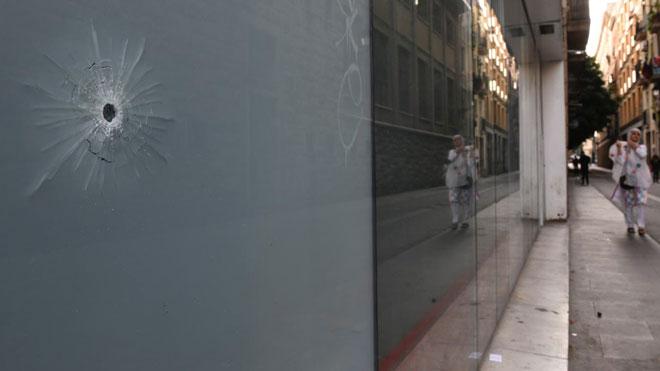 Un menor ferit en un tiroteig en una plaça del Raval de Brcelona