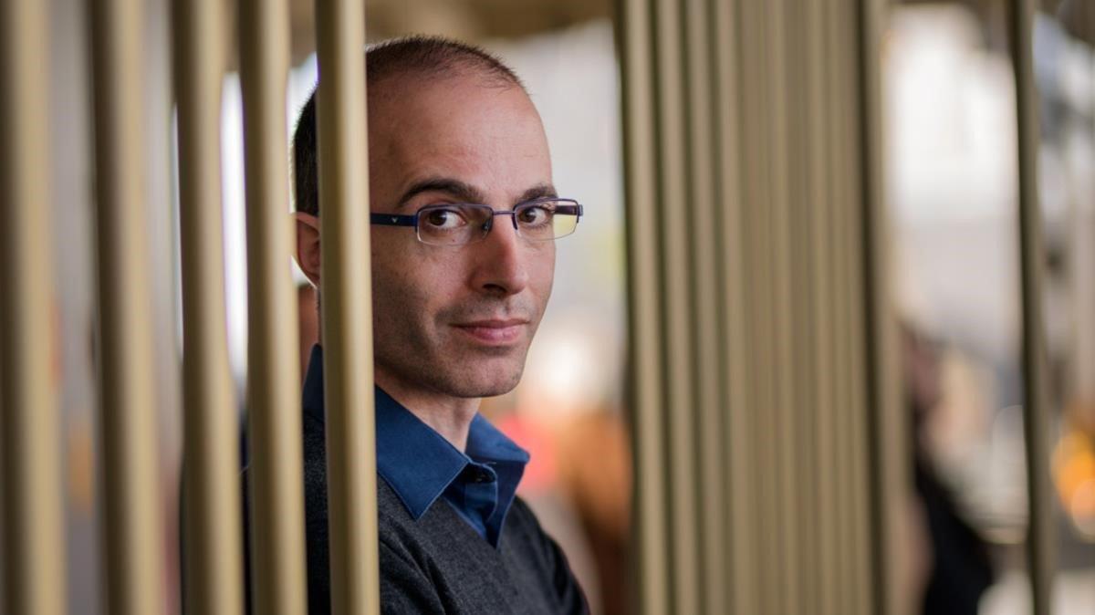 El escritor e historiador Yuval Noah Harari.