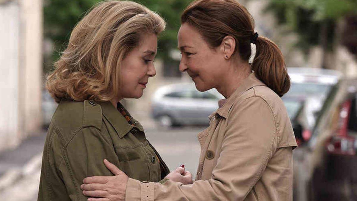 Tráiler de Dos mujeres (2017).