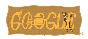 Google, ha cambiado la imagen de su doodle para rendir homenaje a un personaje importante en la historia de la música, Adolphe Sax, el inventor del saxofón