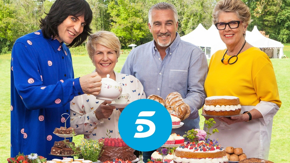 Telecinco prepara su propia versión de 'The Great British bake off', un 'Masterchef' de reposteros