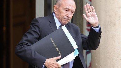 El ministro francés del Interior fuerza a Macron a aceptar su dimisión