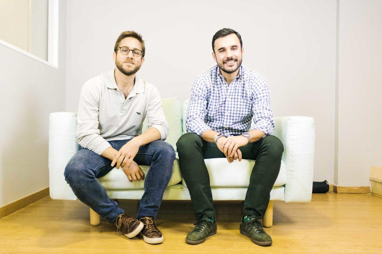 José Luis Domínguez de Posada y Enrique Pérez-Castro, cofundadores de InMotionFood.