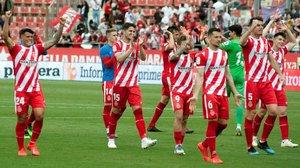 El Girona ressuscita a costa del Sevilla (1-0)