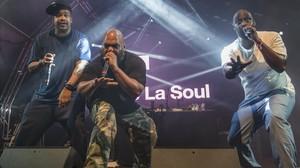 De La Soul, festa de ritme entretallat
